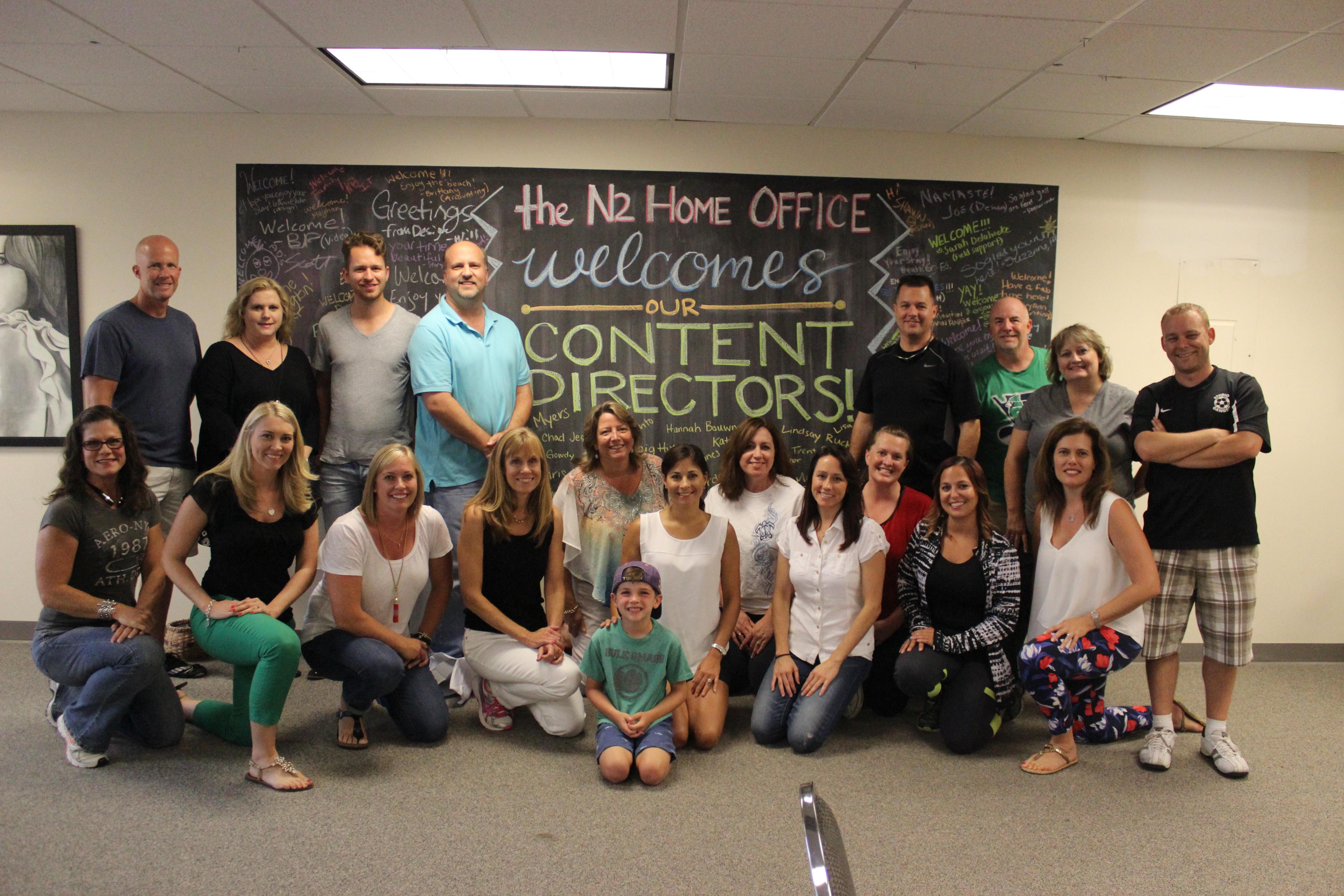 Content directors