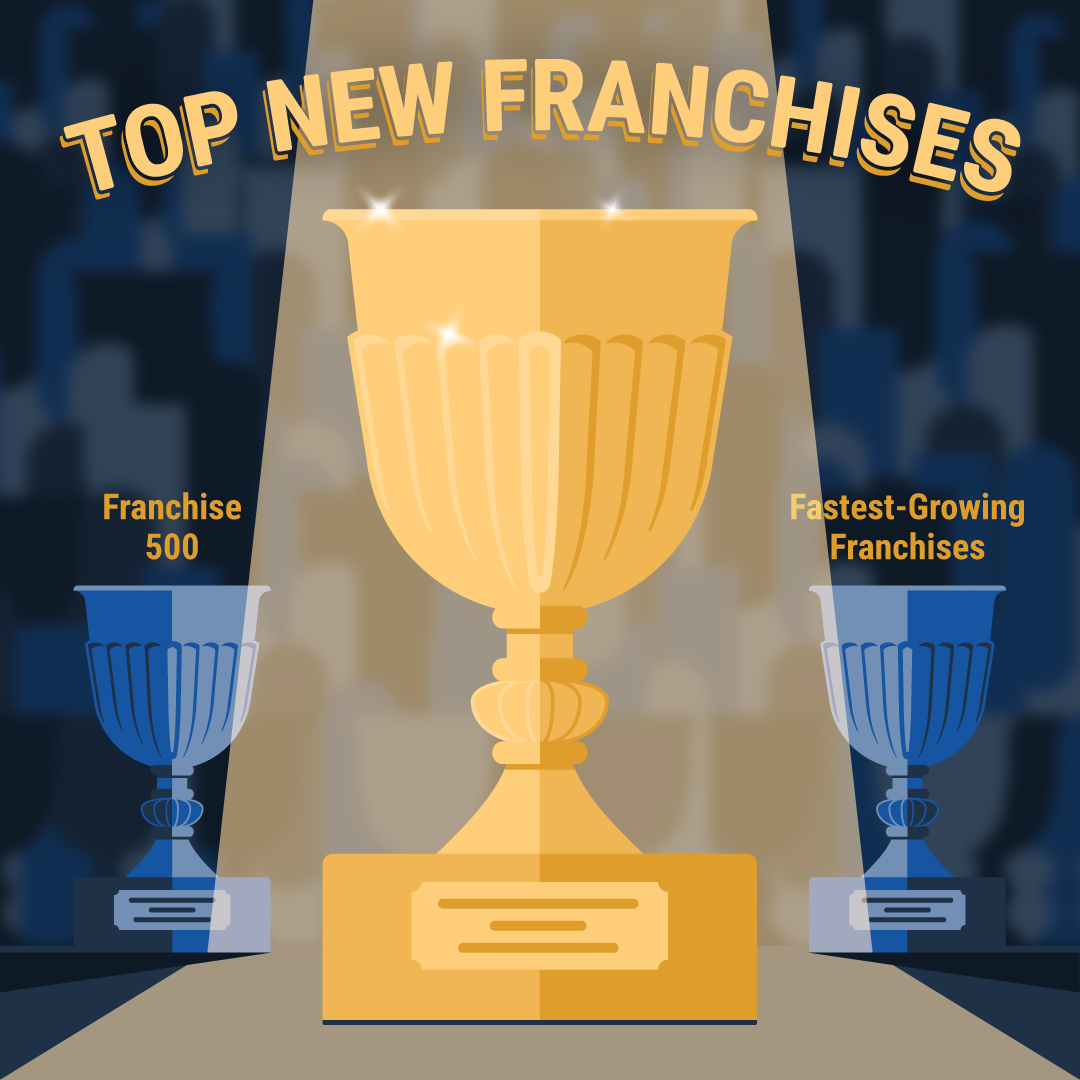 Top new franchise award  1