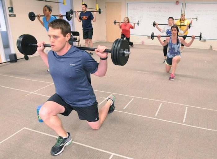Company exercise class wilmington nc